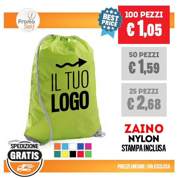 ZAINETTO NYLON | PLAY