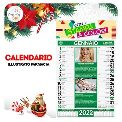 FARMACIA | calendario illustrato