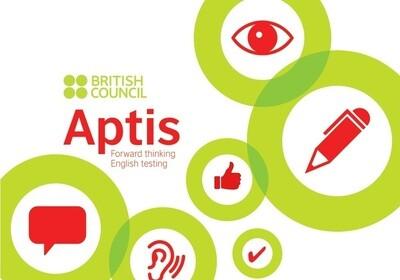 Aptis Course Skype + Drive