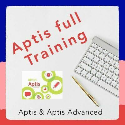 Aptis Full Training Course