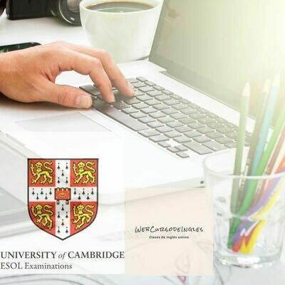 Cambridge Summer Course Skype + Drive