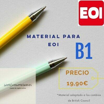 Material EOI B1