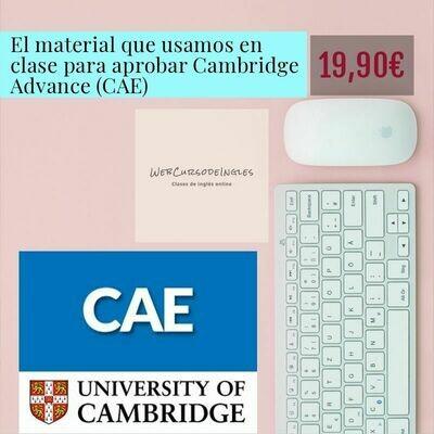 Material Cambridge CAE