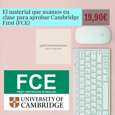 Material Cambridge FCE