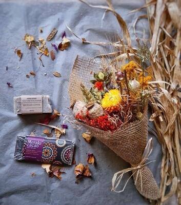 'Good Morning' Floral Gift Box