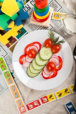 Весёлые витаминки