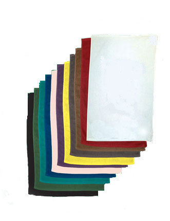 15x18 Rally towels. 100 % cotton, terry velour. 24 pcs.