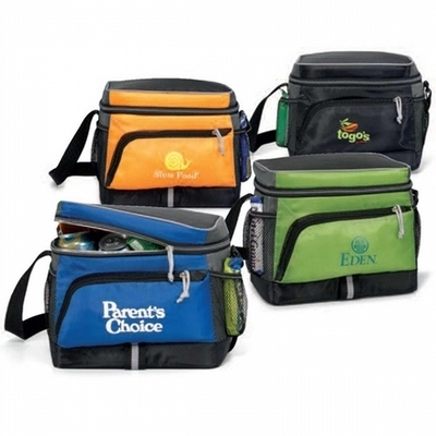 Junior Cooler Bag. 14 cans Capacity. - 25 pcs Min.