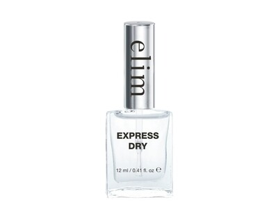Express Dry/Top Coat For a Lasting Finish