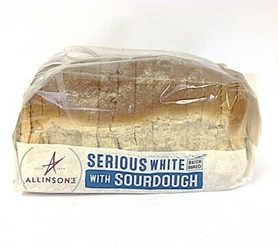 Allinsons Serious White with Sourdough
