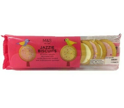 M&S Jazzie Biscuits