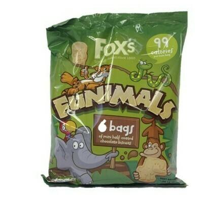 Fox's Funimals