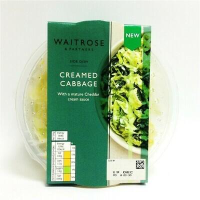 Waitrose Creamed Cabbage