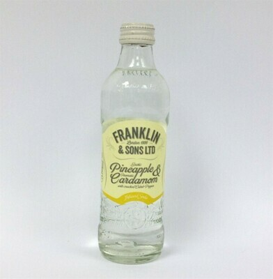 Franklin & Sons: Pineapple, Cardamom & Pepper