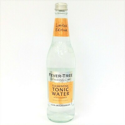 Fever-Tree Light Clementine Tonic Water
