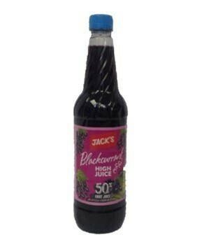 Jack's Blackcurrant High Juice