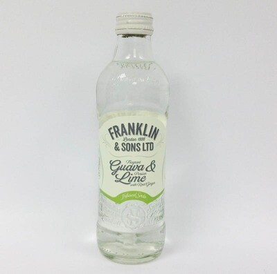Franklin & Sons: Guava, Lime & Root Ginger