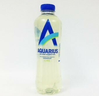 Aquarius Lime Still Water