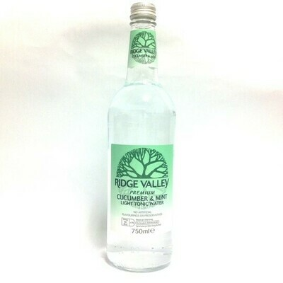 Ridge Valley Cucumber & Mint Light Tonic Water