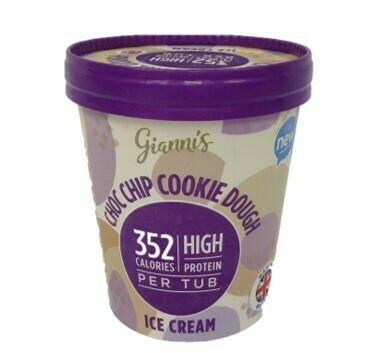 Aldi Gianni's Choc Chip Cookie Dough