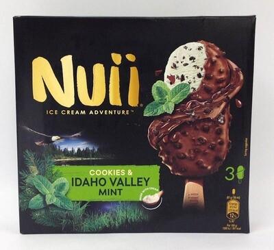 Nuii Cookies and Idaho Valley Mint Ice Creams