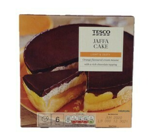 Tesco Jaffa Cake