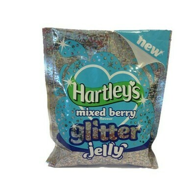 Hartley's Mixed Berry Flavour Glitter Jelly