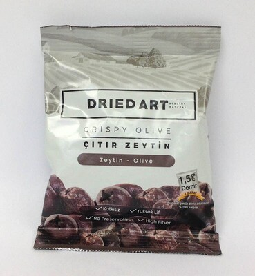 Dried Art Crispy Olives