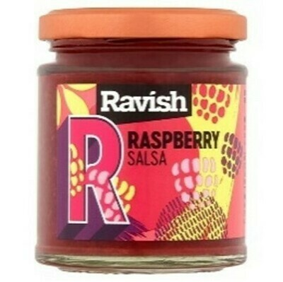 Ravish Raspberry Salsa