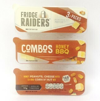 Fridge Raiders Combos Honey BBQ