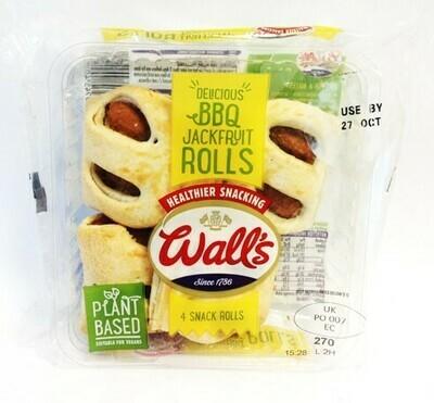 Walls BBQ Jackfruit Rolls