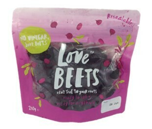 Love Beets No Vinegar Pouch Beetroot