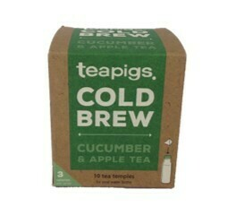 Tea Pigs Cold Brew Cucumber and Apple Tea