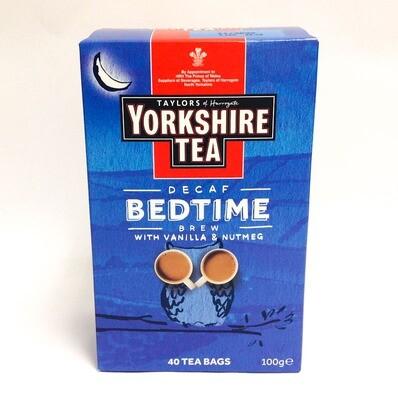 Yorkshire Tea Bedtime Brew