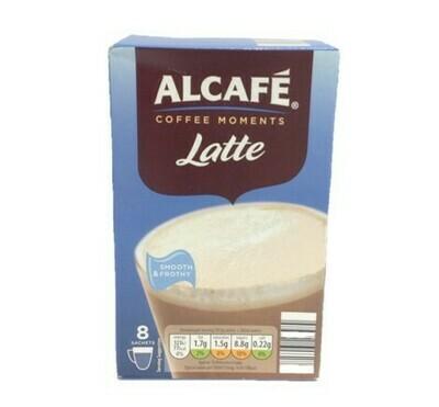 Alcafe Latte Sachets