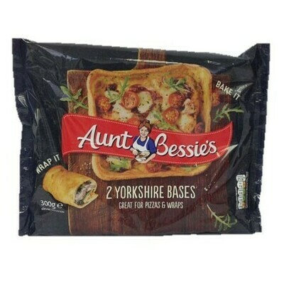 Aunt Bessie's Yorkshire Bases
