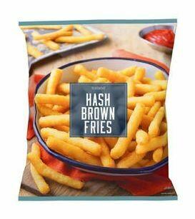Iceland Hash Brown Fries