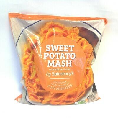 Sainsbury's Sweet Potato Mash
