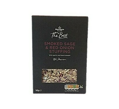 Morrisons The Best Smoked Sage & Red Onion Stuffing