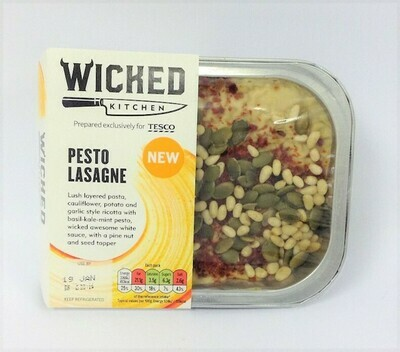 Wicked Kitchen Lush Lasagne