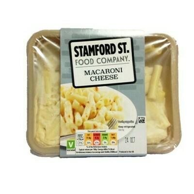 Sainsbury's Stamford Street Macaroni Cheese