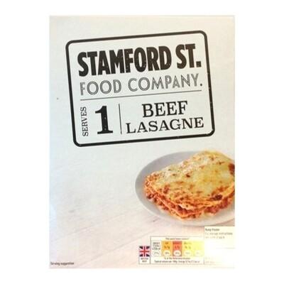 Stamford Street Food Company Beef Lasagne