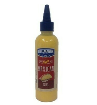 Hellmann's Big Night In Mexican Spicy Sauce