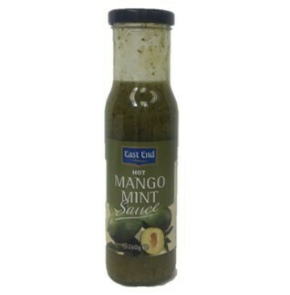 East End Hot Mango Mint Sauce