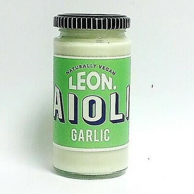 LEON Garlic Aioli
