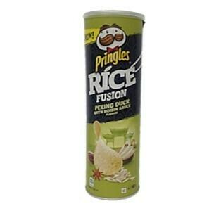 Pringles Rice Fusion Peking Duck with Hoisin Sauce