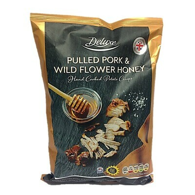 Lidl Deluxe Pulled Pork & Wild Flower Honey Hand Cooked Potato Crisps