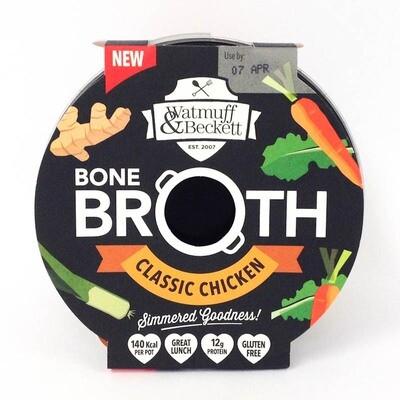 Watmuff and Beckett Classic Chicken Bone Broth