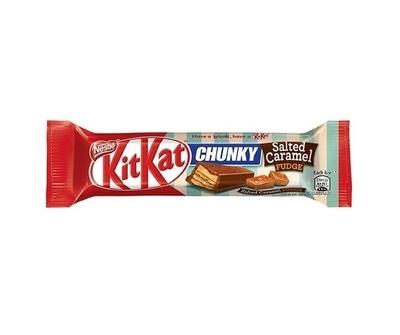 Kit Kat - Chunky - Salted Caramel