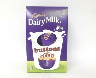 Cadbury Dairy Milk Buttons Medium Easter Egg